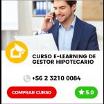 Curso E-learning de Gestor Hipotecario